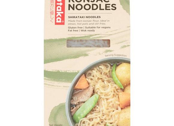 Yutaka Organic Konjac (Shirataki) Noodles 313g