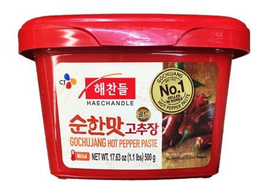 Red Pepper Paste (Gochujang)