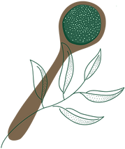 Matcha Spoon and Leaf Illustration.png