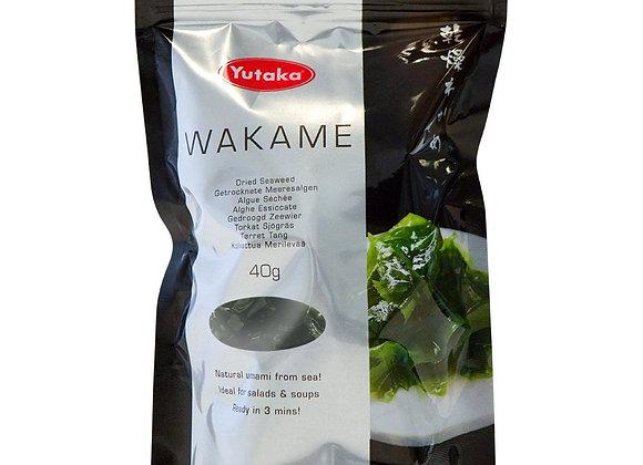Yutaka Wakame Seaweed (Dry) 40g