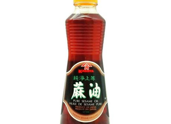 Kadoya Sesame Oil 163ml