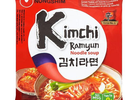 Nongshim Kimchi Ramen 120g