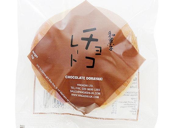 Wagashi Dorayaki Chocolate