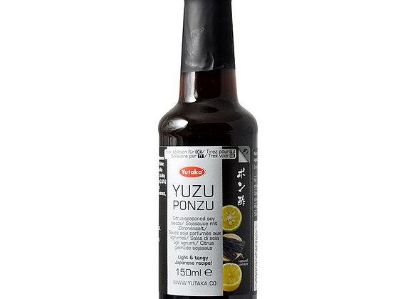 Yutaka Yuzu Ponzu 150ml