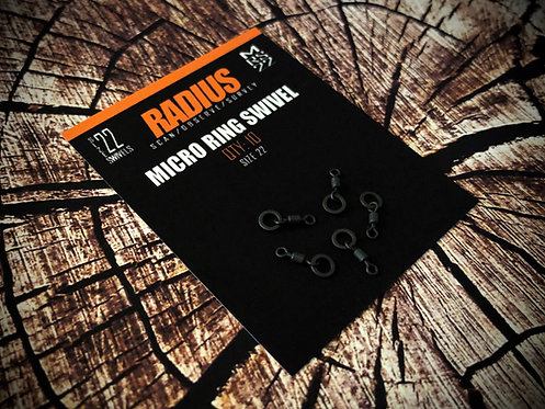 Radius Micro Ring Swivel