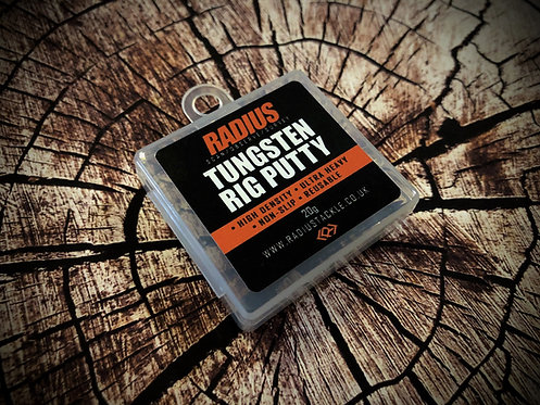 Radius Tungsten Rig Putty