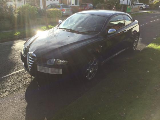 Alfa Romeo in UK?!