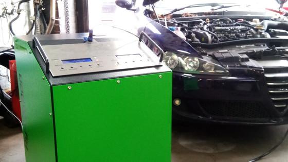 Car Engine HYDROGEN Cleaning Machine
