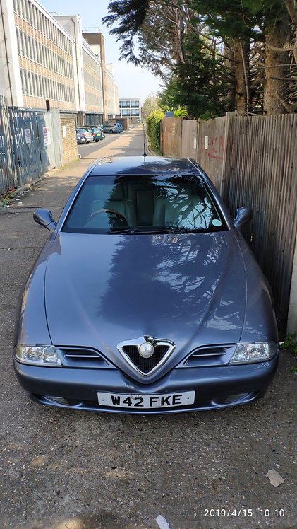 Alfa Romeo 166 1.9