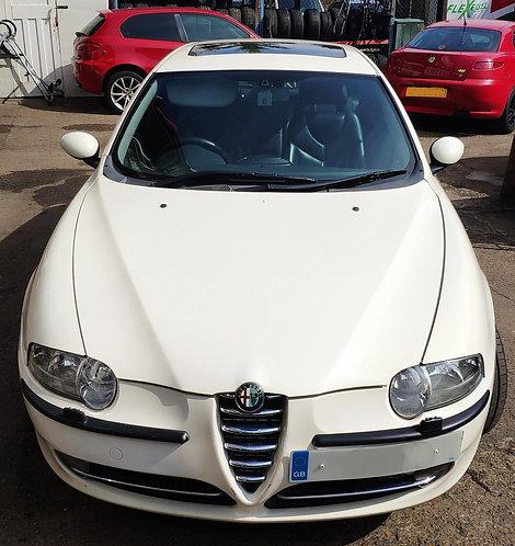 Alfa Romeo 147 1.9 Selespeed