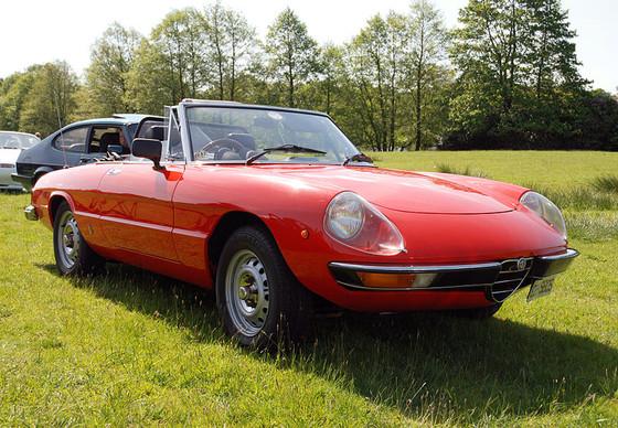 Alfa Romeo Spider - Series 3 (1982–1990)