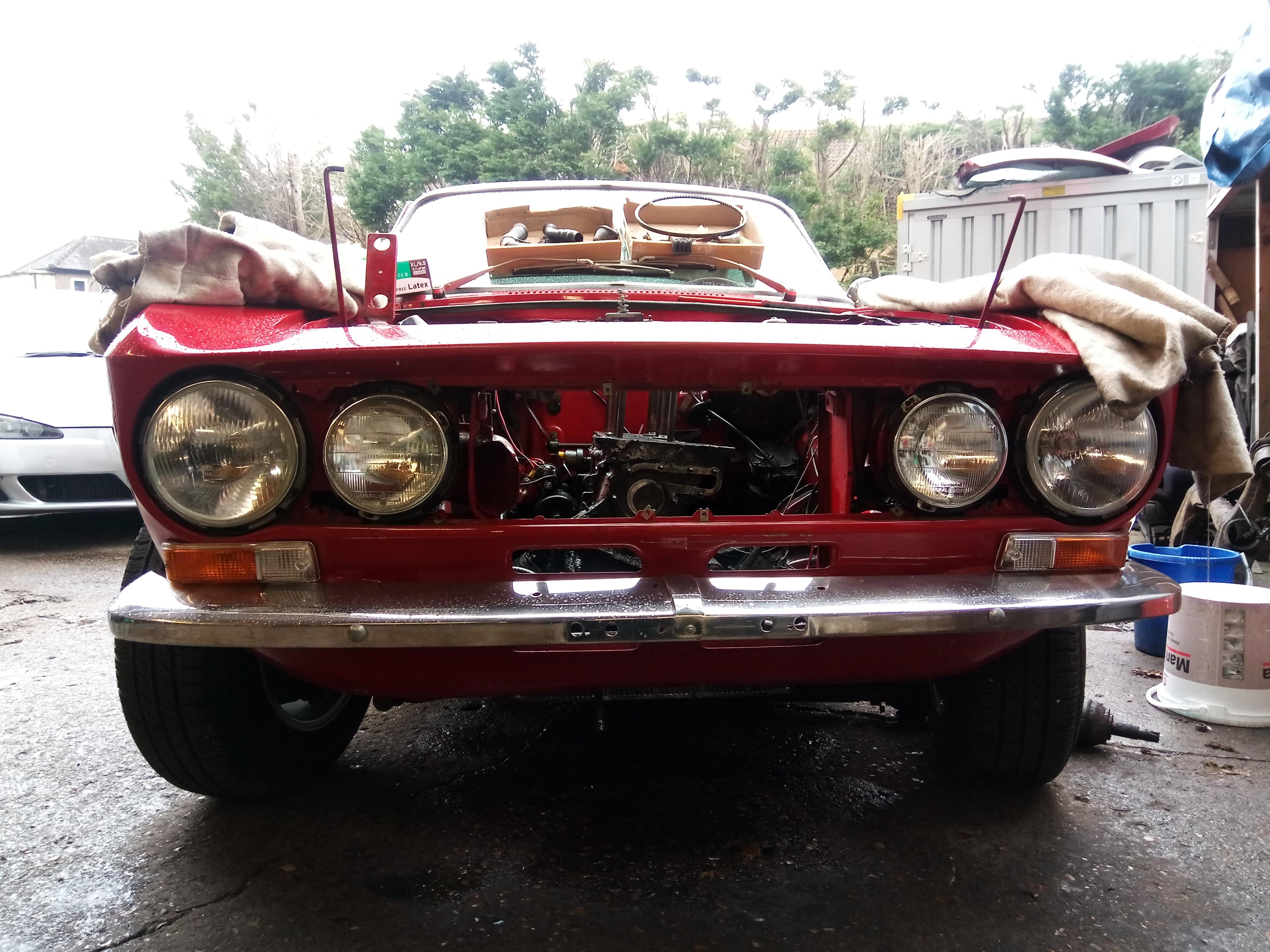 Alfa Romeo/Fiat Restoration