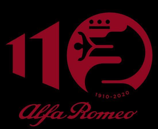 110 years Anniversary of Alfa Romeo