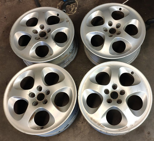 4 Alloy Wheels 16 inches