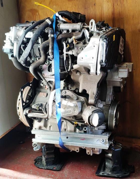 remanufactured 1.6 JTD Engine 105HP (939A2000) for Alfa Romeo Giulietta