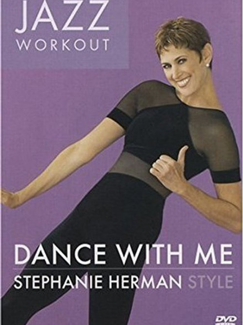 Dance with Me Jazz Workout DVD