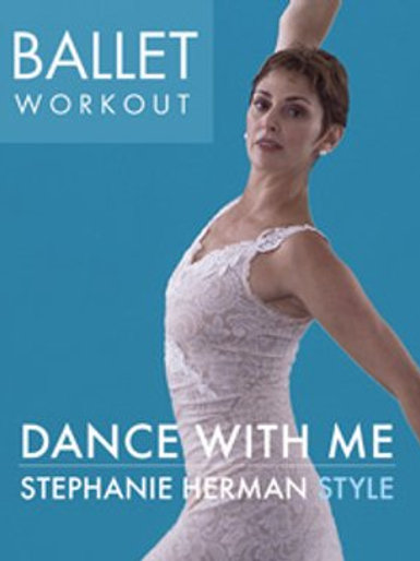 Dance with Me Ballet Workout DVD