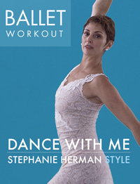 "DVD ""Dance with Me Ballet Workout"""