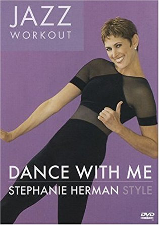 "DVD ""Dance with Me Jazz Workout"""
