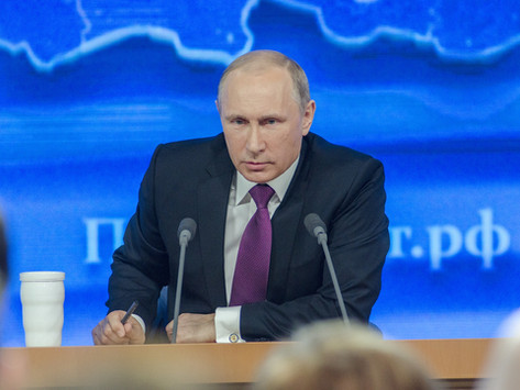 The ageing of the guard in Putin's Russia