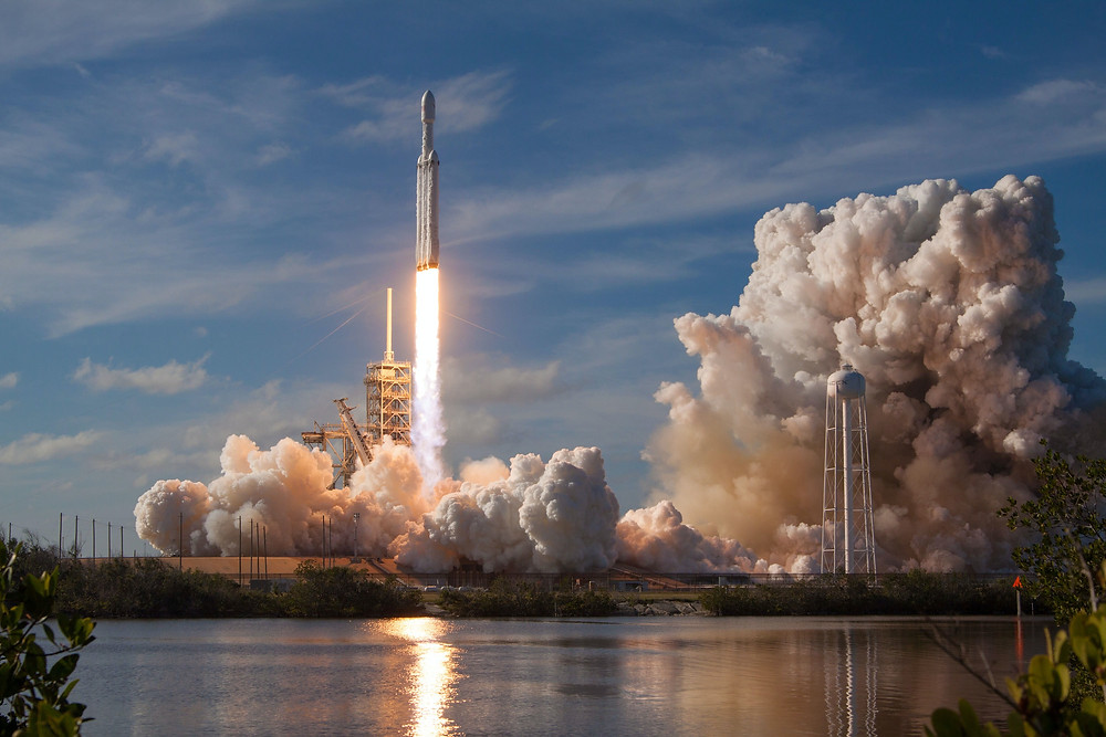 Photo by SpaceX on Unsplash
