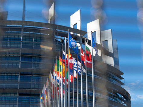 The geopolitics of the European Green Deal
