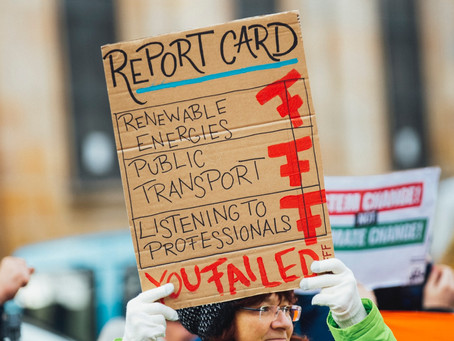What the People Want Is Climate Leadership