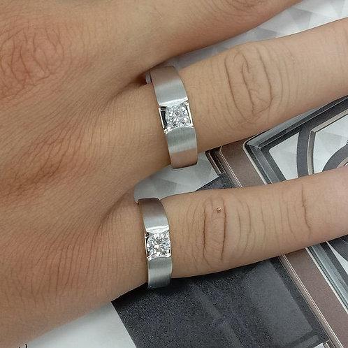 快搶 流當鑽石拍賣 周年慶 40分 G色 K金 男女對戒 特價出清 買到賺到 ZS236
