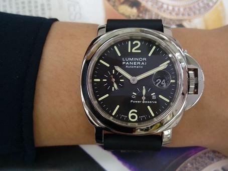 台中專業收購手錶 高價收購中古手錶 百大名錶 二手精品錶 高價收購-台中西區董先生案例分享
