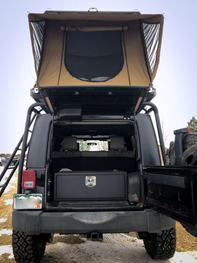 Kodiak Overland Rental Box Container