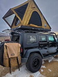 Kodiak Overland Rental Tent
