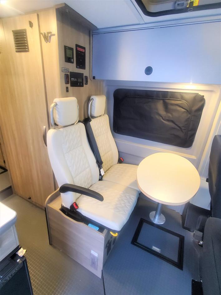 Solis Camper Van - Seating Area with Table.jpg