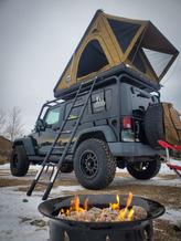 Kodiak Overland Rental Jeep