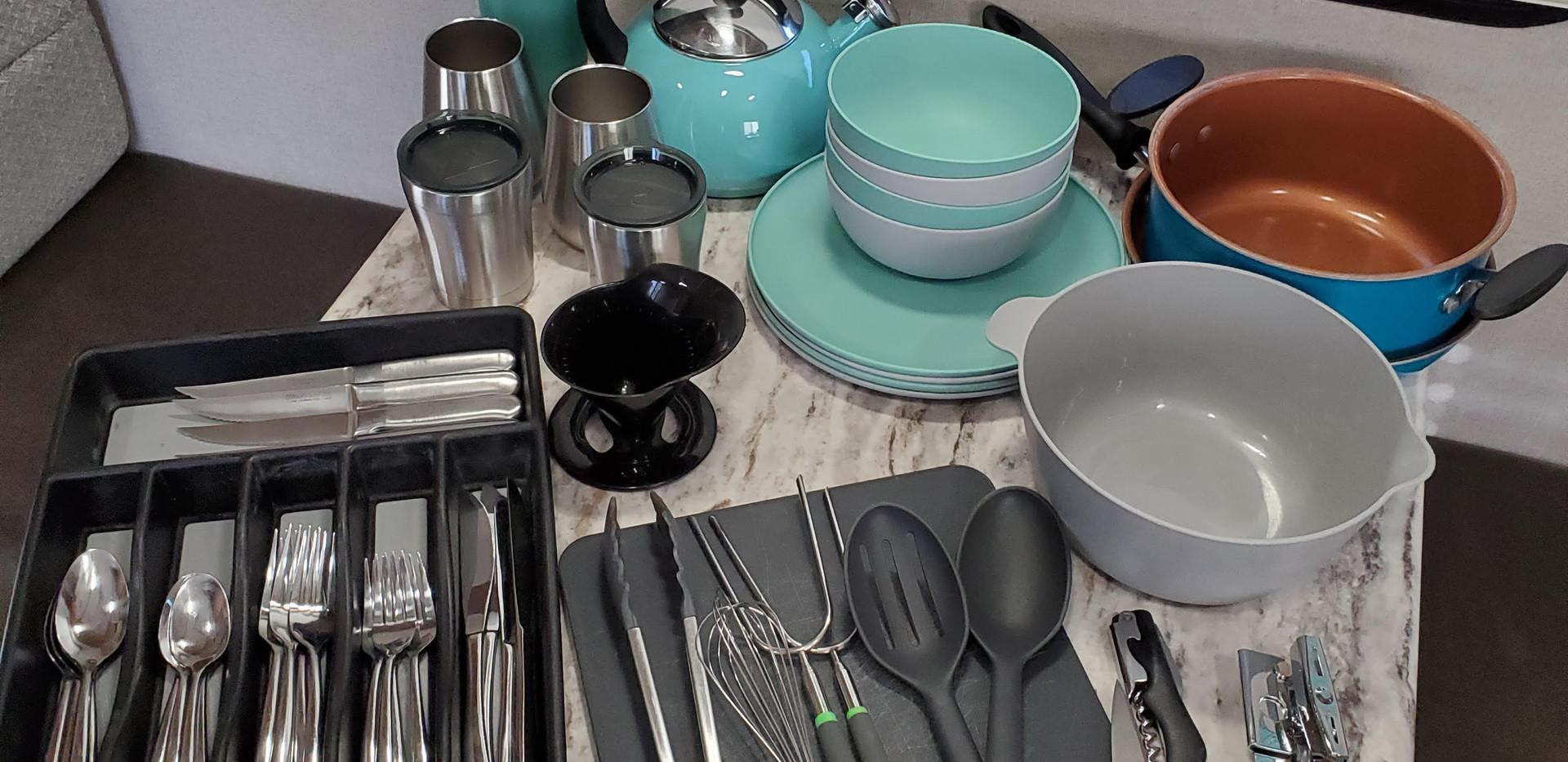 Kodiak Rental - Dish Set for Four.jpg
