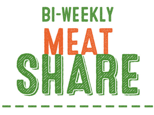 Bi-Weekly Meat Share - Single purchase
