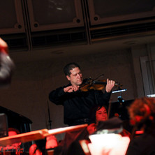 Soloing with the Chicago Sinfonietta