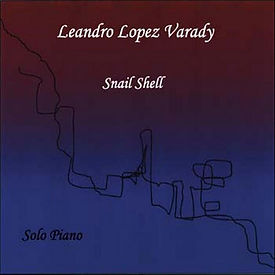 Leandro Lopez Varady - Snail Shell CD