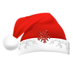 —Pngtree—realistic christmas santa hat w