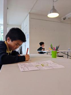 Boys planning ideas