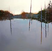 David Lidbetter - Oil painting