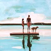 Elizabeth Lennie - Oil painting