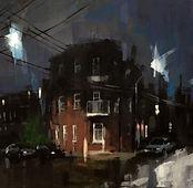 Jeremy Price - Oil painting