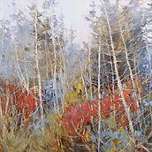 Sheila Davis - oil paintng