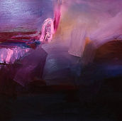 Jane Theodroe - Mixed media painting