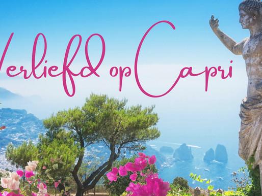 De start van Verliefd op Capri