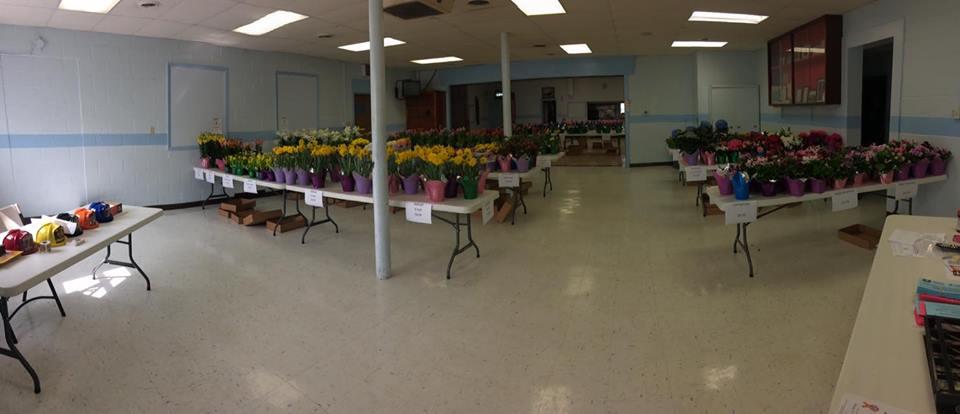 2017 flower sale