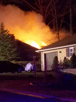 Working Fire in 2016