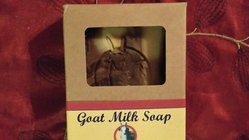 Goat Milk Soap Lavender - Hibiscus 3 oz.