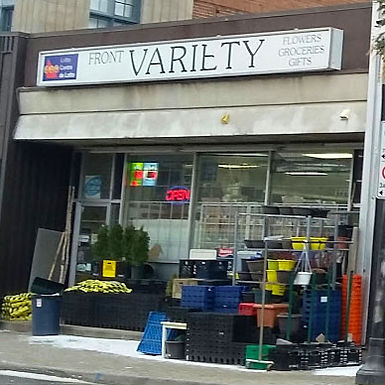 Front Street Variety
