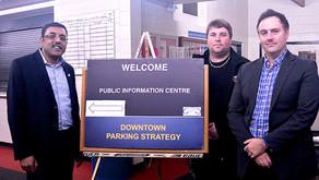 New Downtown Parking Regulations Begin March 1